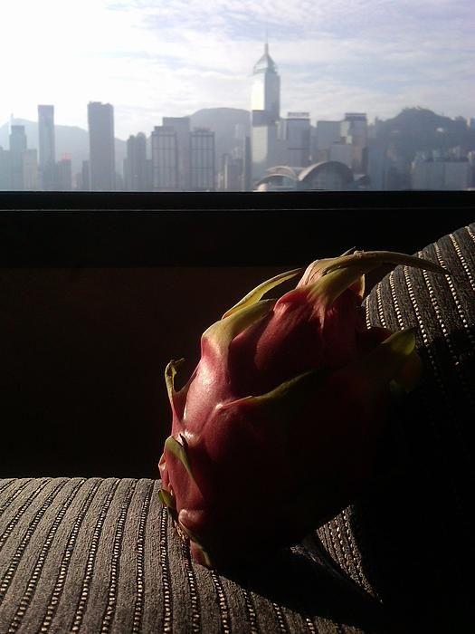 The Dragon Fruit Tourist - Hong Kong