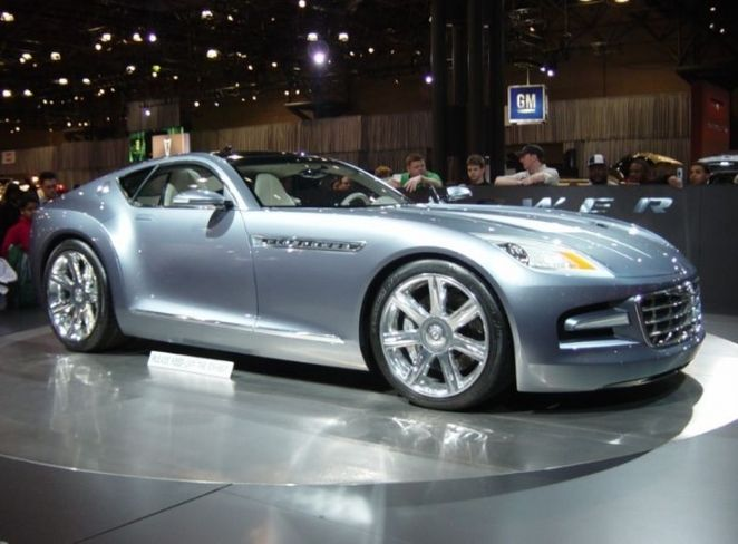 Amazing 2018 Chrysler Sports Car