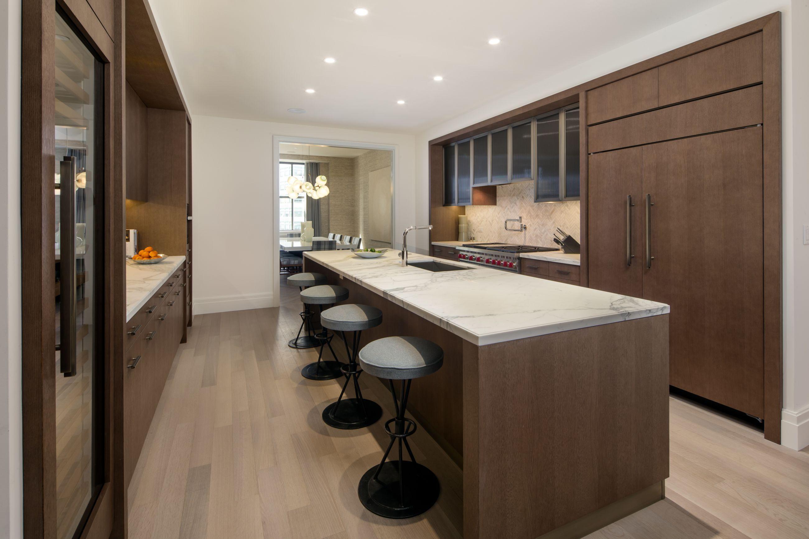 Ralph Walker Model  Kitchen  Grade New York  Grade Apartments Awesome New Model Kitchen Design 2018