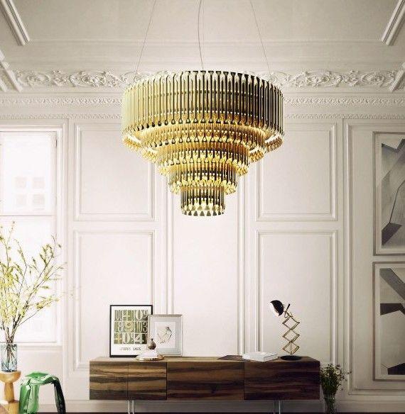 Rippvalgusti Matheny Effektne messingtorukestest koosnev valgusti valmistatakse käsitööna.  Disain rippvalgustid, Disainvalgustid, Hotellivalgustid. Bränd:  Delightfull