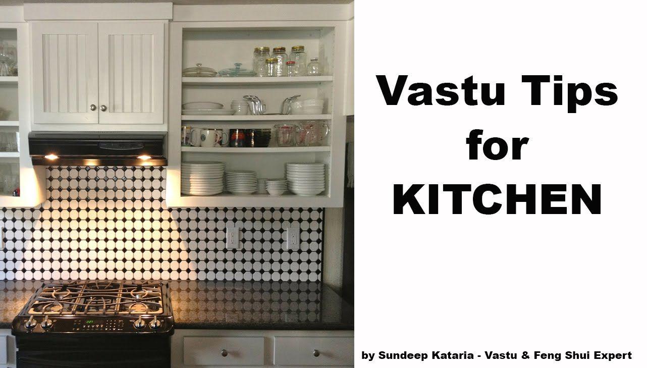 रसोई घर के लिए वास्तु सुझाव | Vastu Tips for ...