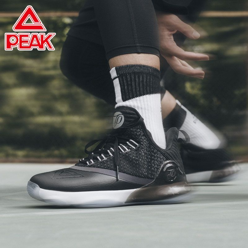 096b2422f69a Peak 2018 Tony Parker 6 Away Men s Basketball Shoes