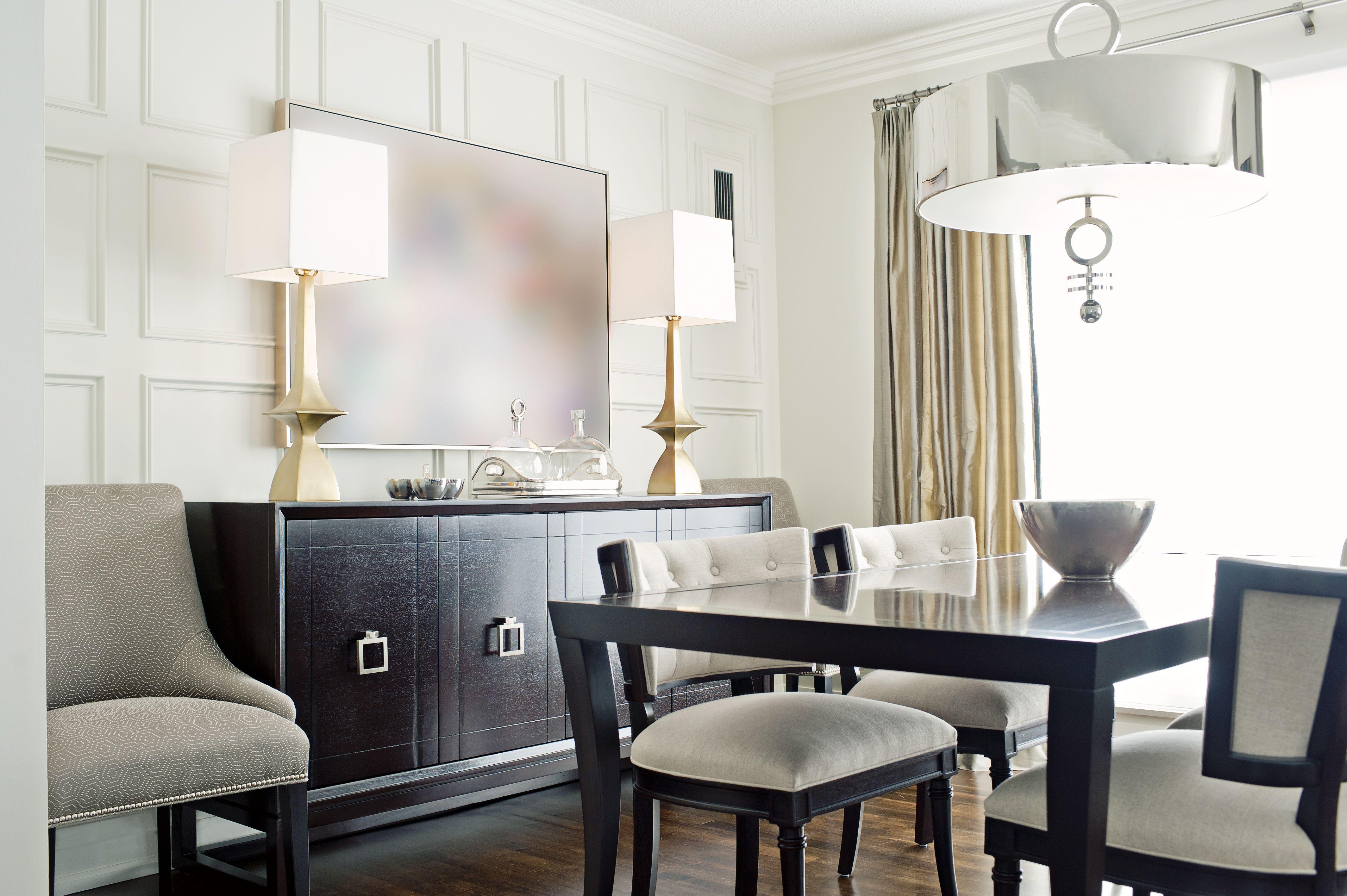 Dining Room designed by Elizabeth Metcalfe Interiors
