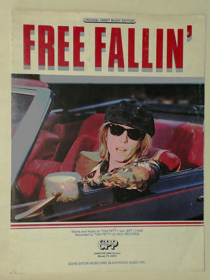 Tom Petty and the Heartbreakers Free Fallin single