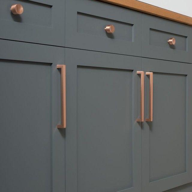 Kitchen Cabinet Knobs, Copper Coloured Kitchen Cabinet Handles