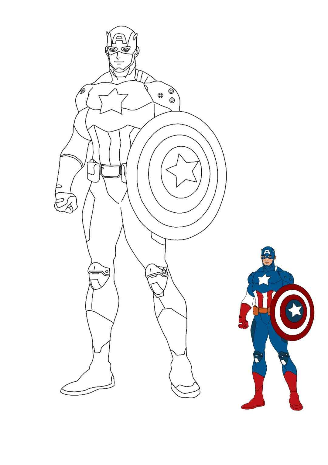 Captain America Civil War Coloring Pages Captain America Coloring Pages Coloring Pages Captain America Printables