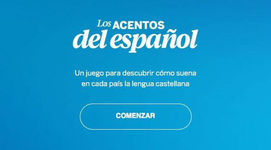 Los Acentos Del Español Español Aprender Español Educación Bilingüe