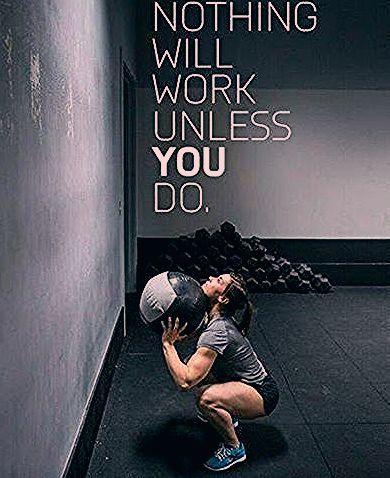 60 inspirierende motivierende Fitness-Studio und Fitness-Zitate #Fitness #FitnessZitate #inspirieren...