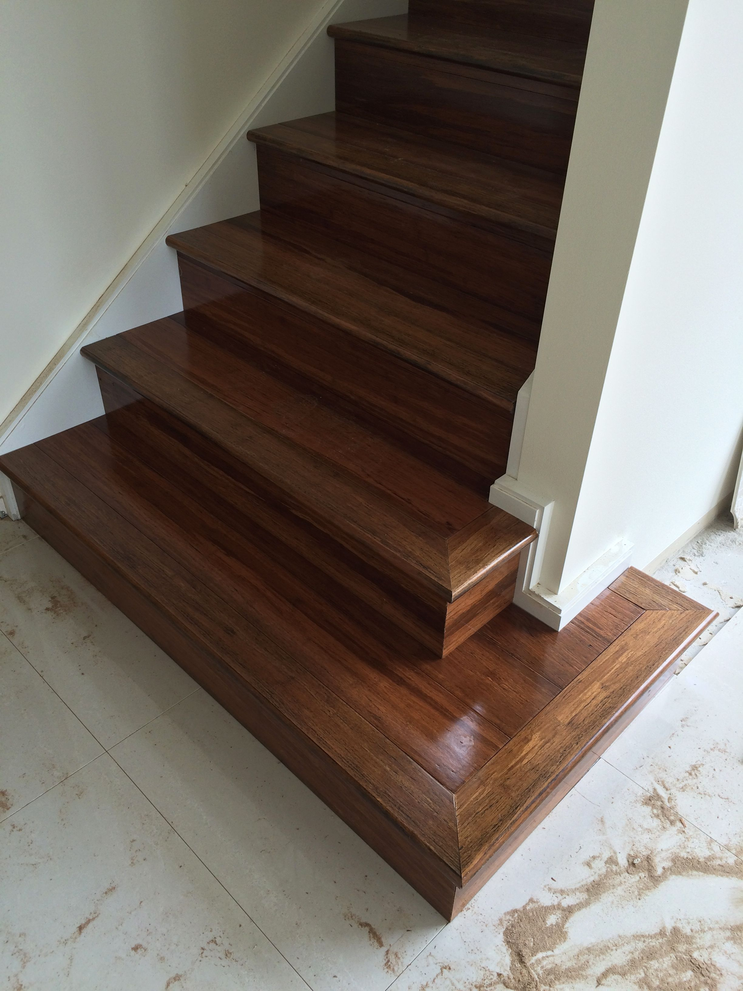 Flush Stair Nosing For Stair Nosing Bamboo Flooring Laminate