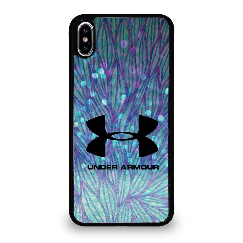 Under Armour Pattern Logo Iphone Xs Max Case Cover Ipod Touch 6 Cases Iphone 7 Plus Cases Iphone