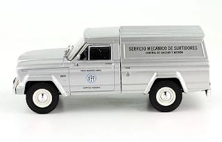 Colecciones Argentinas A Escala Vehículos Inolvidables De Reparto Y Servicio Toyota Dyna Peugeot 404 Vehiculos