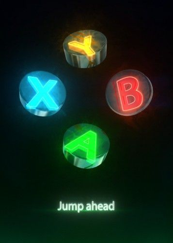Jump Ahead Modeling Post Production Edition Rende Poster By Jose Barrera Displate Gaming Wallpapers Game Wallpaper Iphone Best Gaming Wallpapers Cool xbox backgrounds for computer