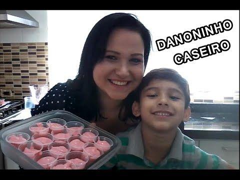 RECEITINHA - DANONINHO CASEIRO