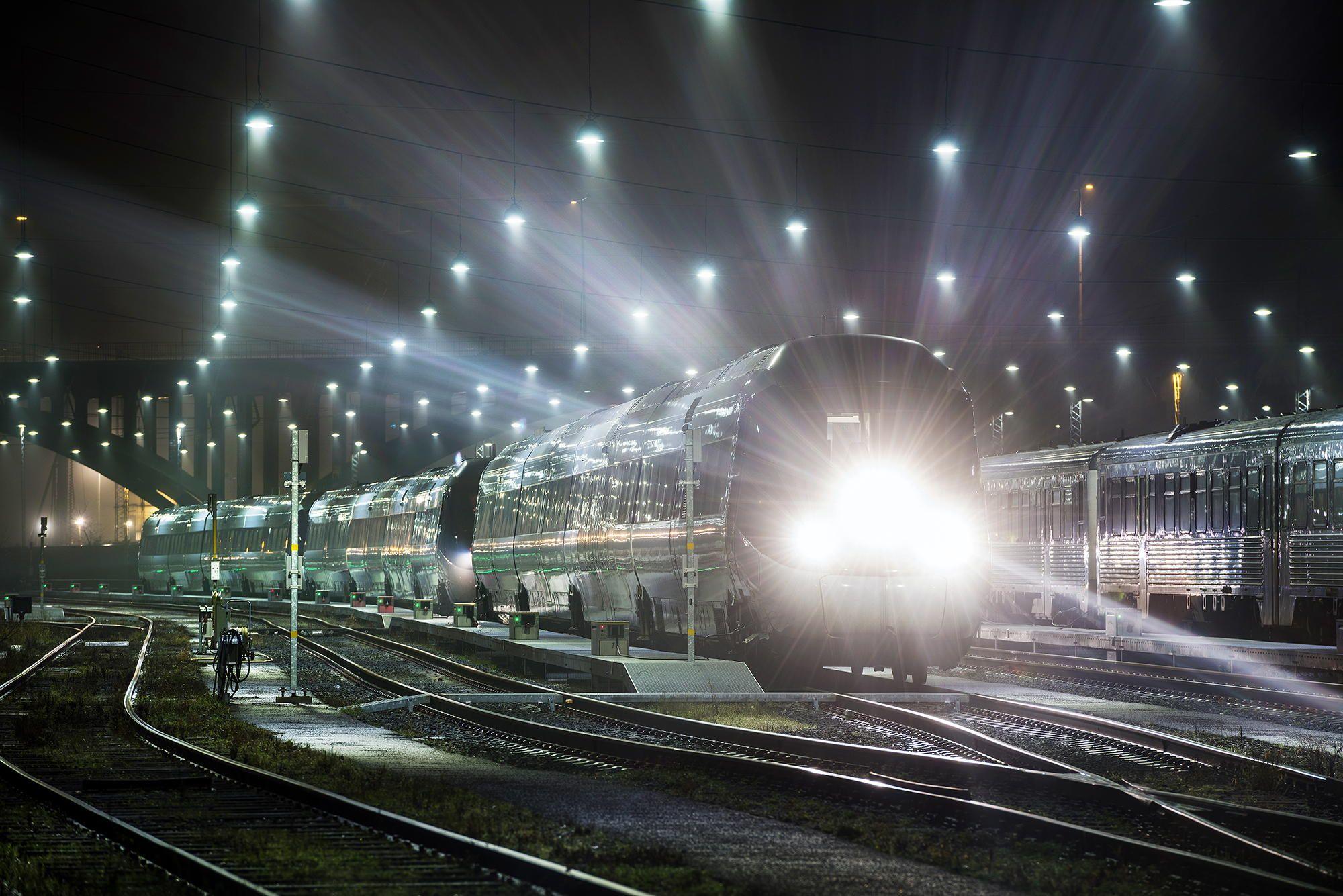 railway lights | Industrial | Pinterest