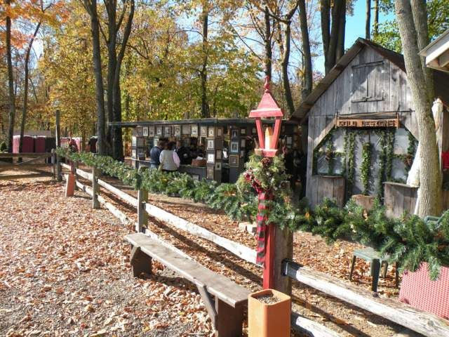 Christmas In The Woods ~ Columbiana, OH | Places I've been ...