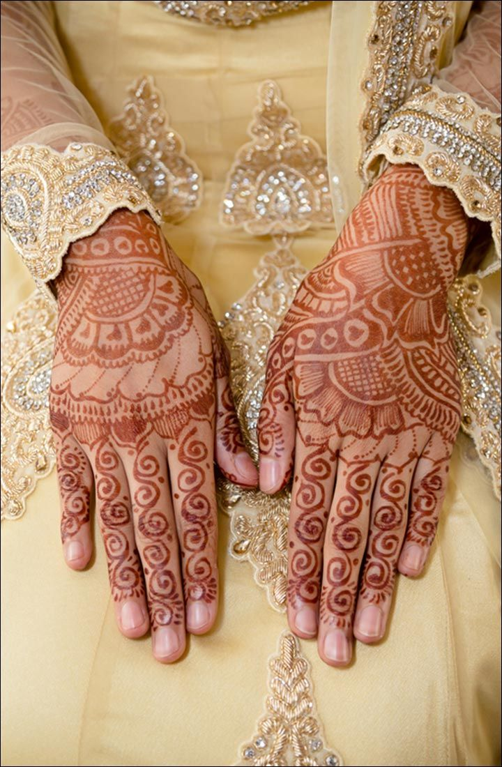 50 intricate henna tattoo designs art and design 50 - 50 Indian Mehndi Designs That Are Beautifully Traditional