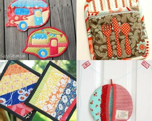 17 Crafty Diy Potholder Sewing Patterns To Add Life To Your Kitchen