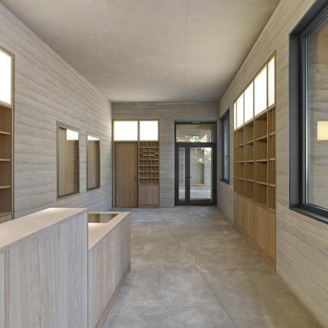 Architekt Bielefeld max dudler architekt besucher und informationszentrum sparrenburg