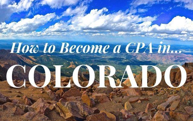 2019 Colorado CPA Exam & License Requirements [IMPORTANT ...