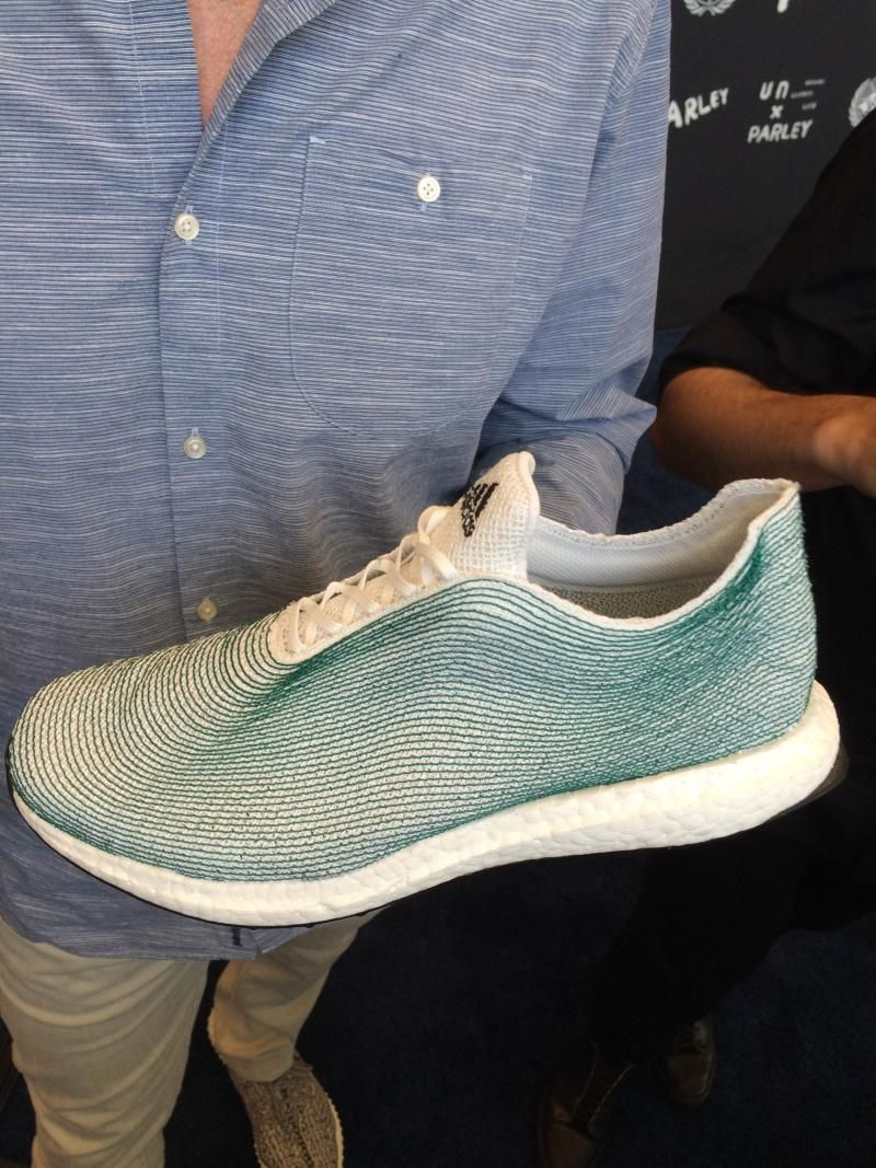 best service 3fe27 4926d adidas Ultra Boost Parley for the Oceans 2016