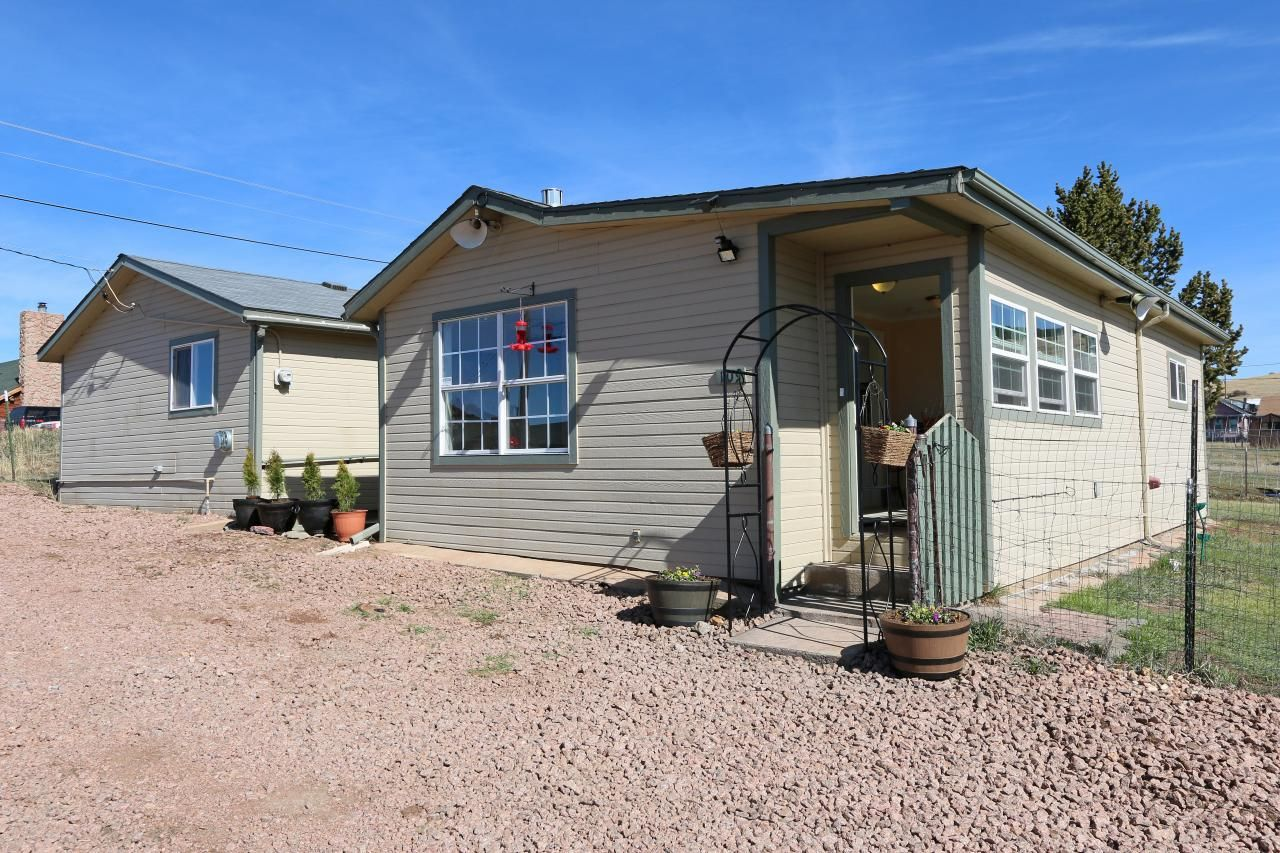 JUST LISTED! 109 W Pikes Peak Avenue, Cripple Creek, CO - presented by Irina Riley