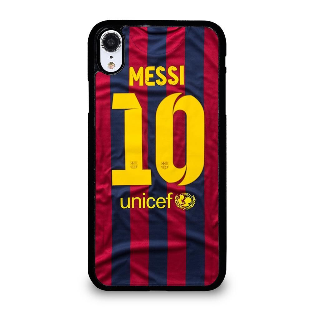 Lionel Messi 10 Jersey Barcelona Iphone Xr Case Cover Messi Messi 10 Lionel Messi
