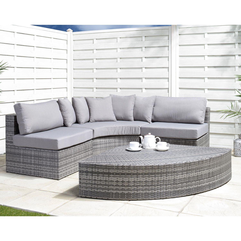 Austin Sofa Set Garden Patio Furniture Outdoor Living Furniture