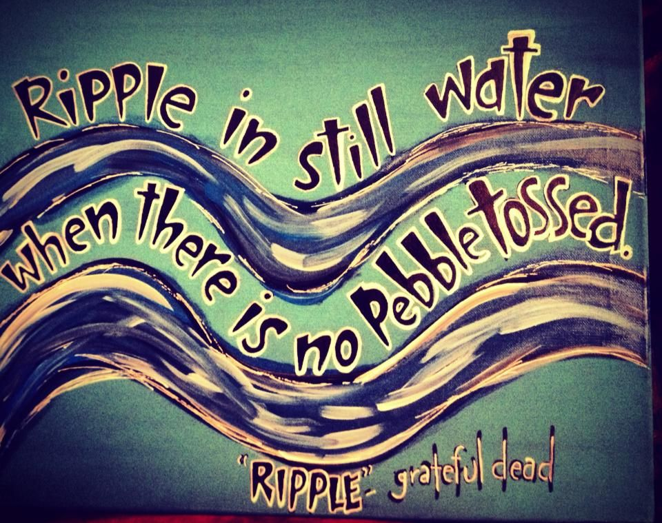 Ripples Lyrics