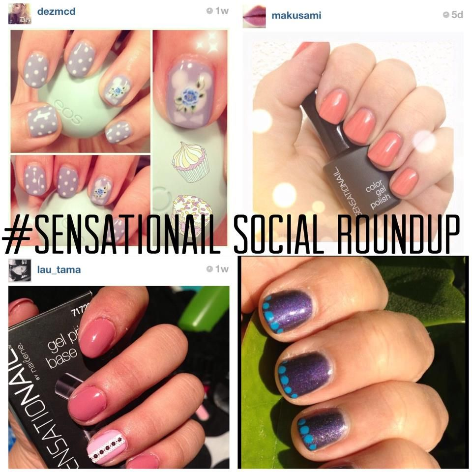 Check out this week\'s social roundup featuring #manicures submitted ...