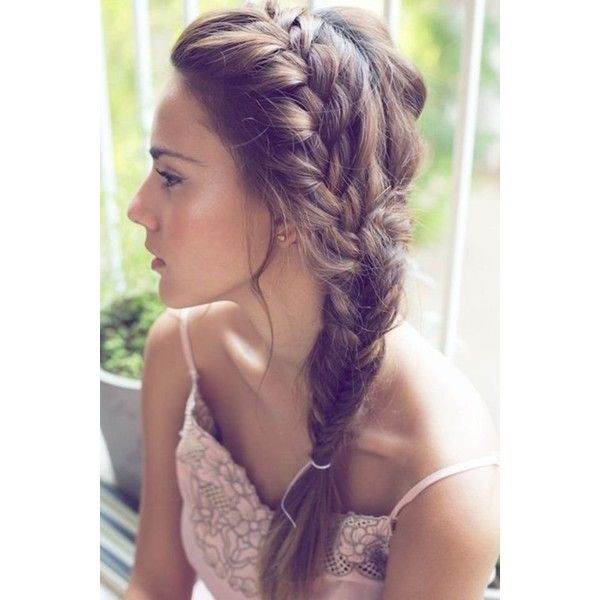 Eight Super Easy Hairstyles for Dirty Hair ❤ liked on Polyvore featuring beauty products, haircare and hair styling tools