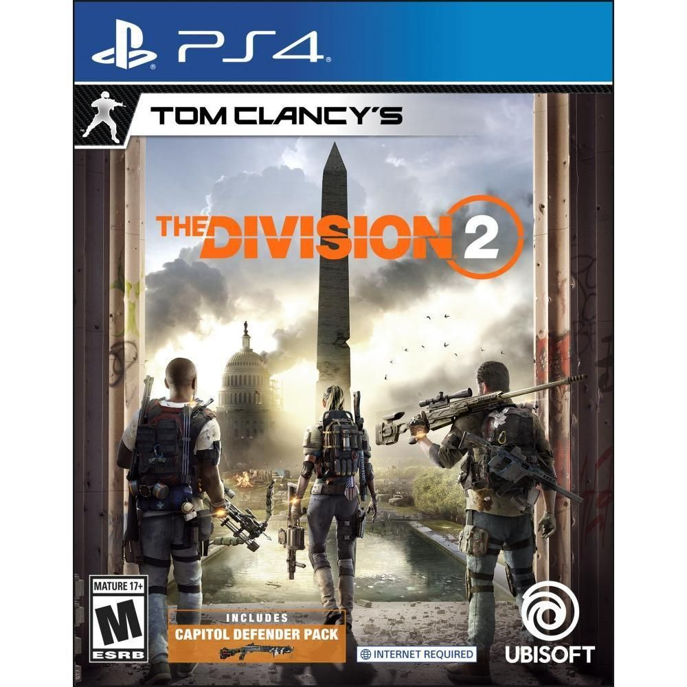 Tom Clancys The Division 2 Ps4 Xbox One 11 99 With Free