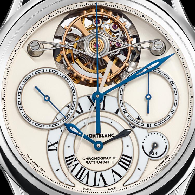 Montblanc Collection Villeret Watches