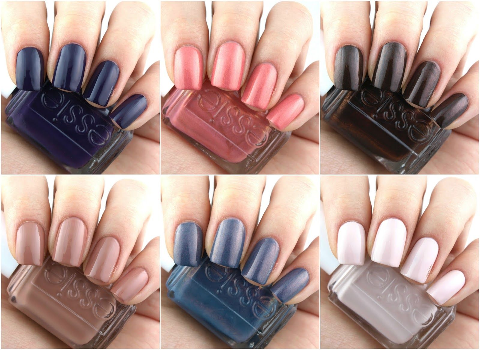 Essie | Desert Mirage Collection: Review and Swatches | Nail art ...