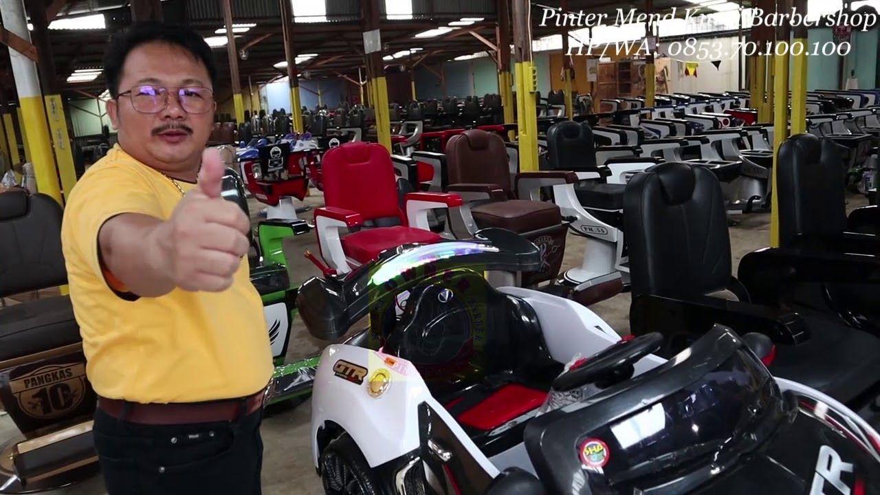 Jual Kursi Cukur Mobilan Anak Alat Barbershop Terlengkap Hp Wa 08537 Mobil Youtube Cukur