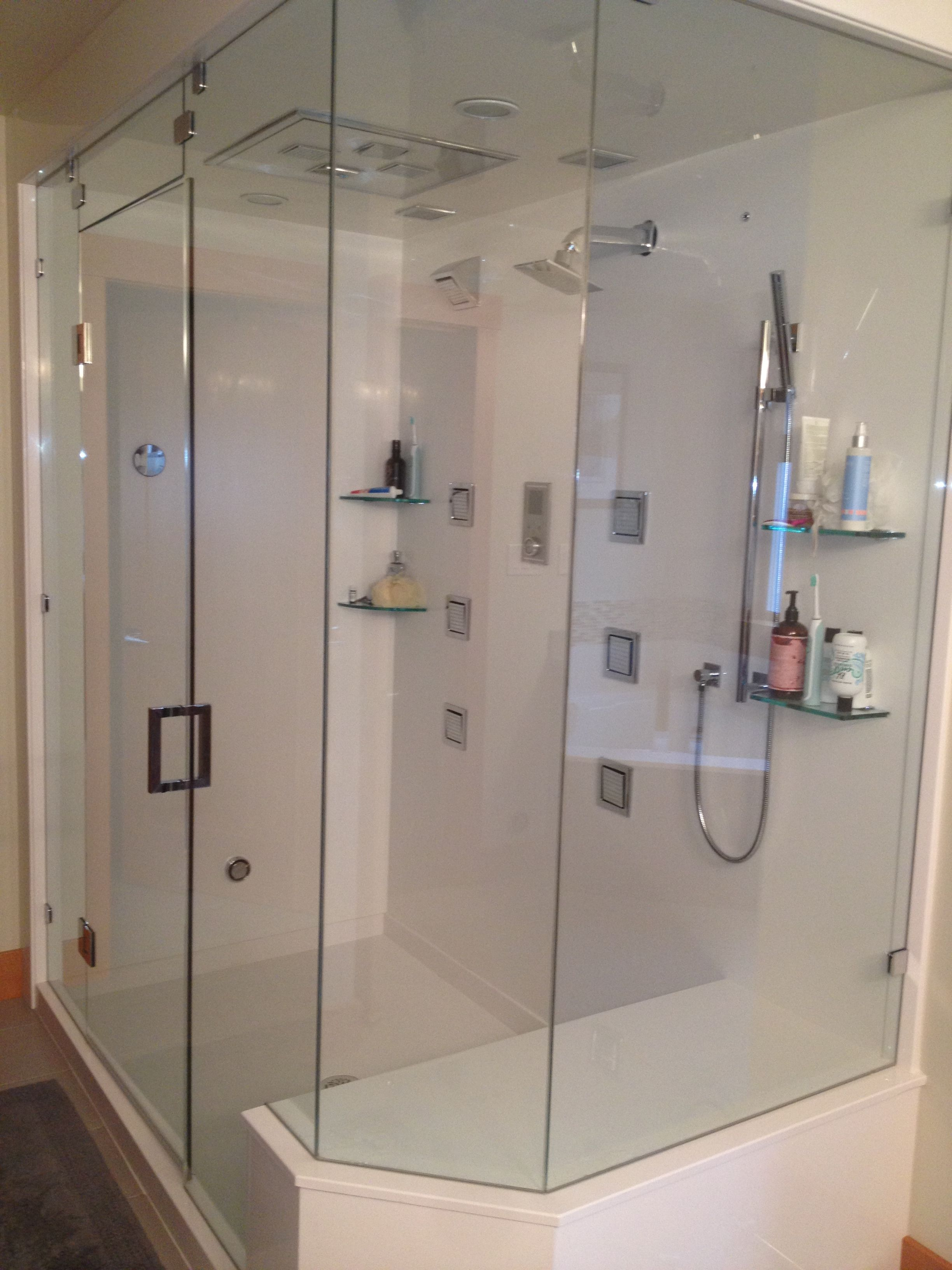 Superbe DTV Shower By Kohler, Awesome!