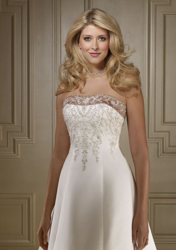 Wedding Structure How To Accessorize Strapless Dresses