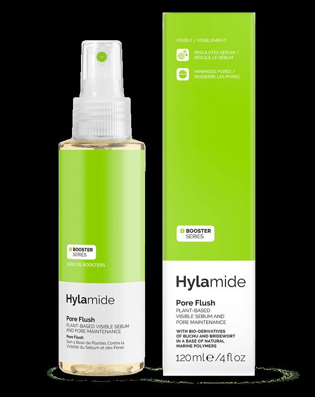 Hylamide Booster Pore Flush 120ml Dry Face Skin Care Oil Free