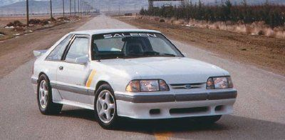 1987 1988 1989 1990 1991 1992 1993 Ford Mustang Mustang Cobra Fox Body Mustang 1993 Ford Mustang