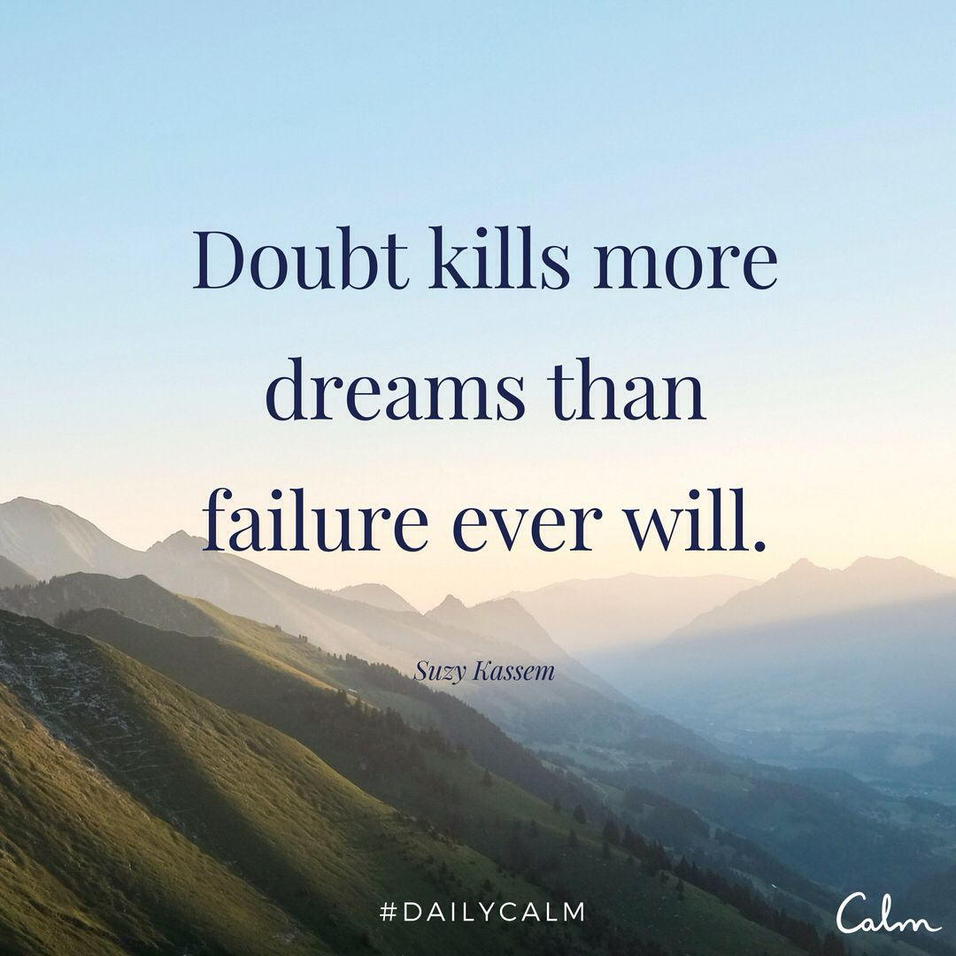 #DailyCalm @calm