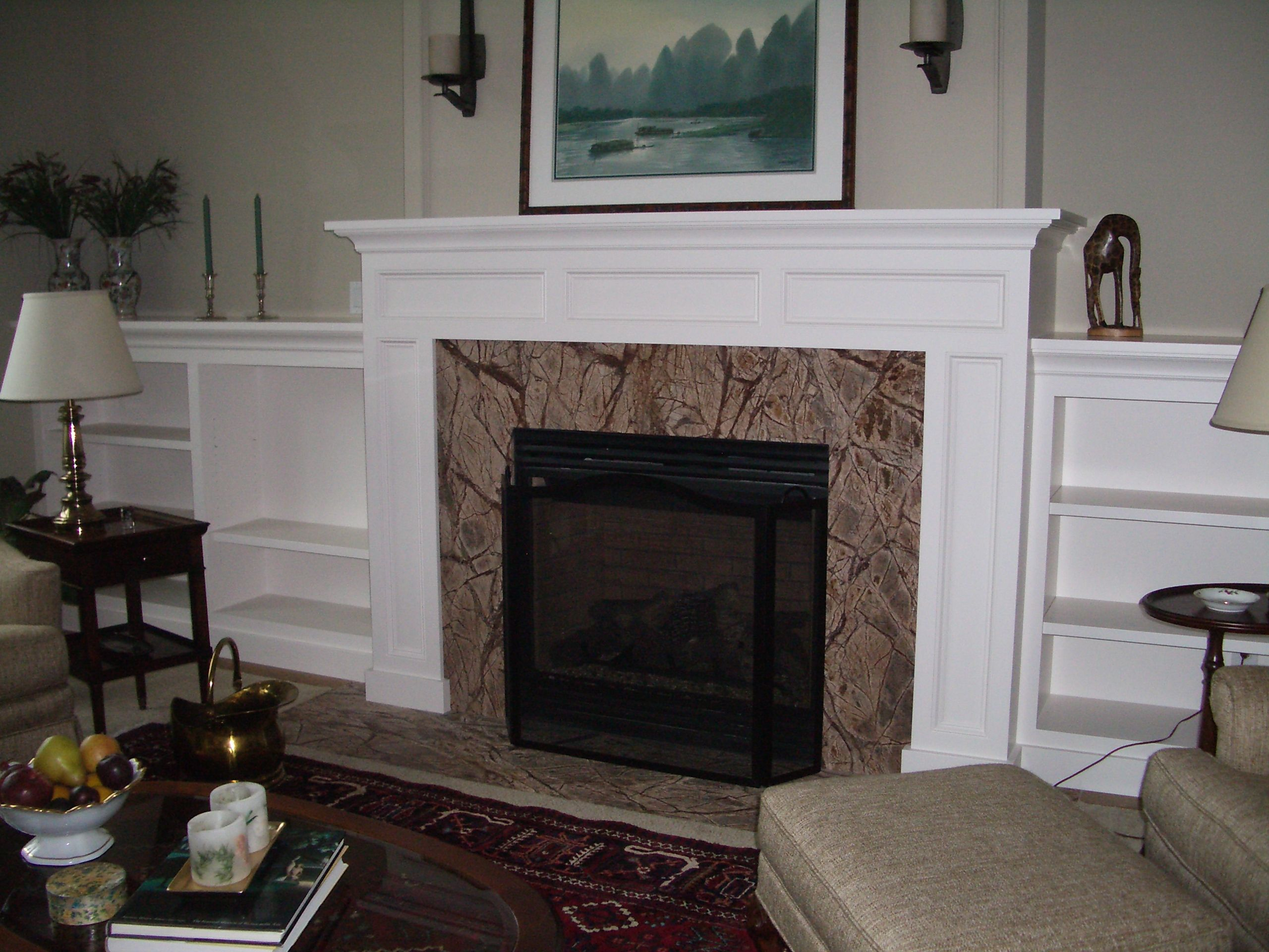 Fireplace remodeling brick fireplace remodel stuff to buy