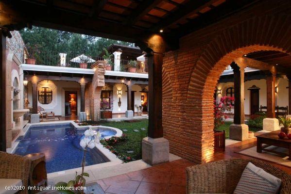Casa di lusso Antigua Completamente arredato Case in