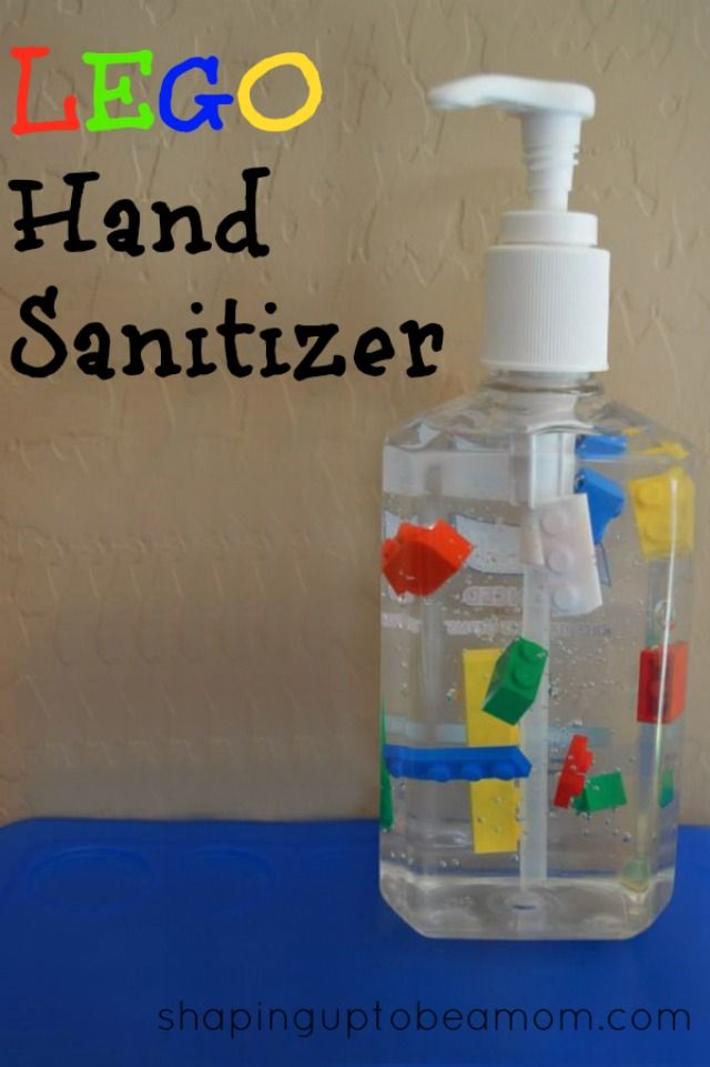 Lego Party Ideas Lego Hand Sanitizer Lego Party Decorations