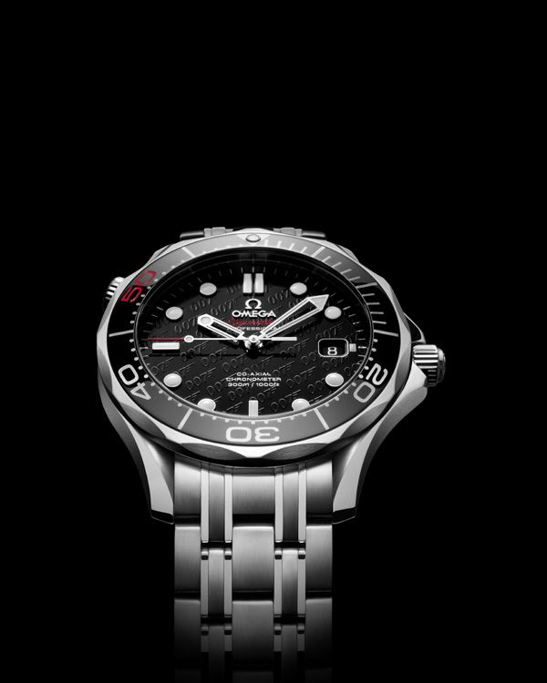Omega seamaster  Available at www.rudells.com