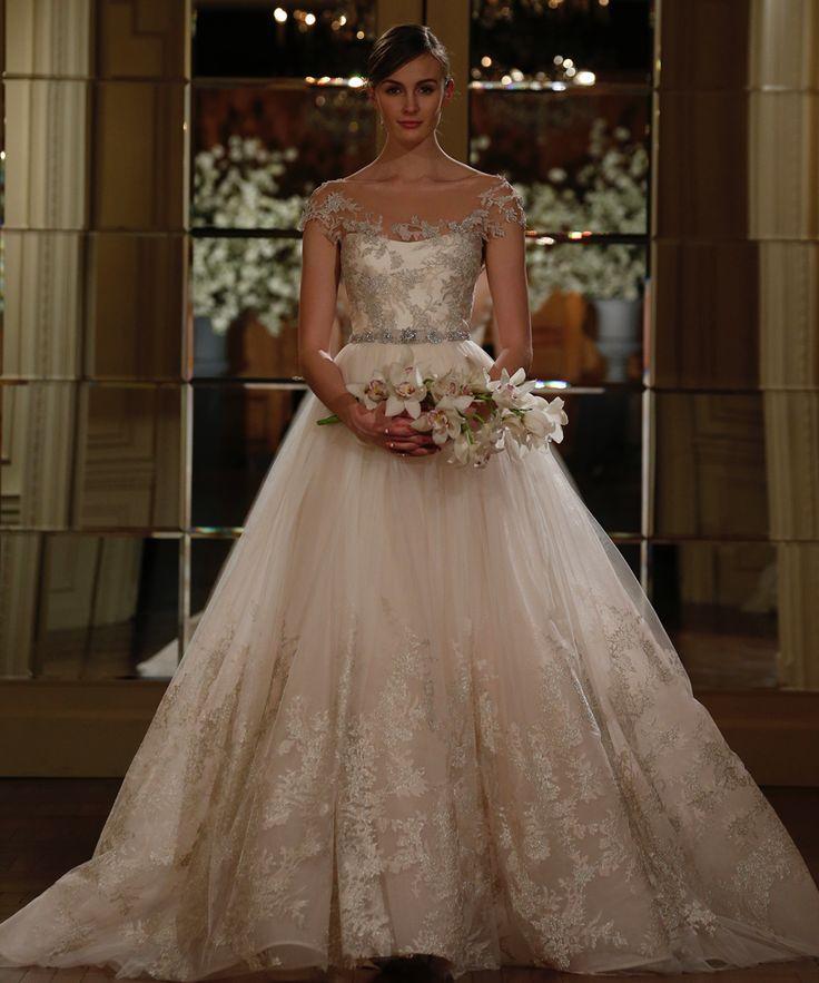 Ball Gown Wedding Dresses : Romona Keveza Wedding Dresses   MODwedding    Wedding Lande | Leading Wedding Magazine, Ideas, Inspirations, The Hottest  New ...