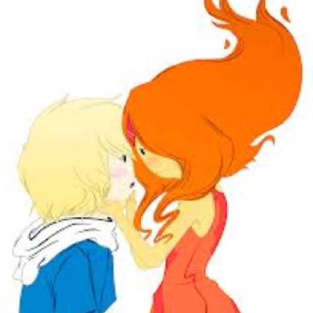 Worlds cutest cartoon couple