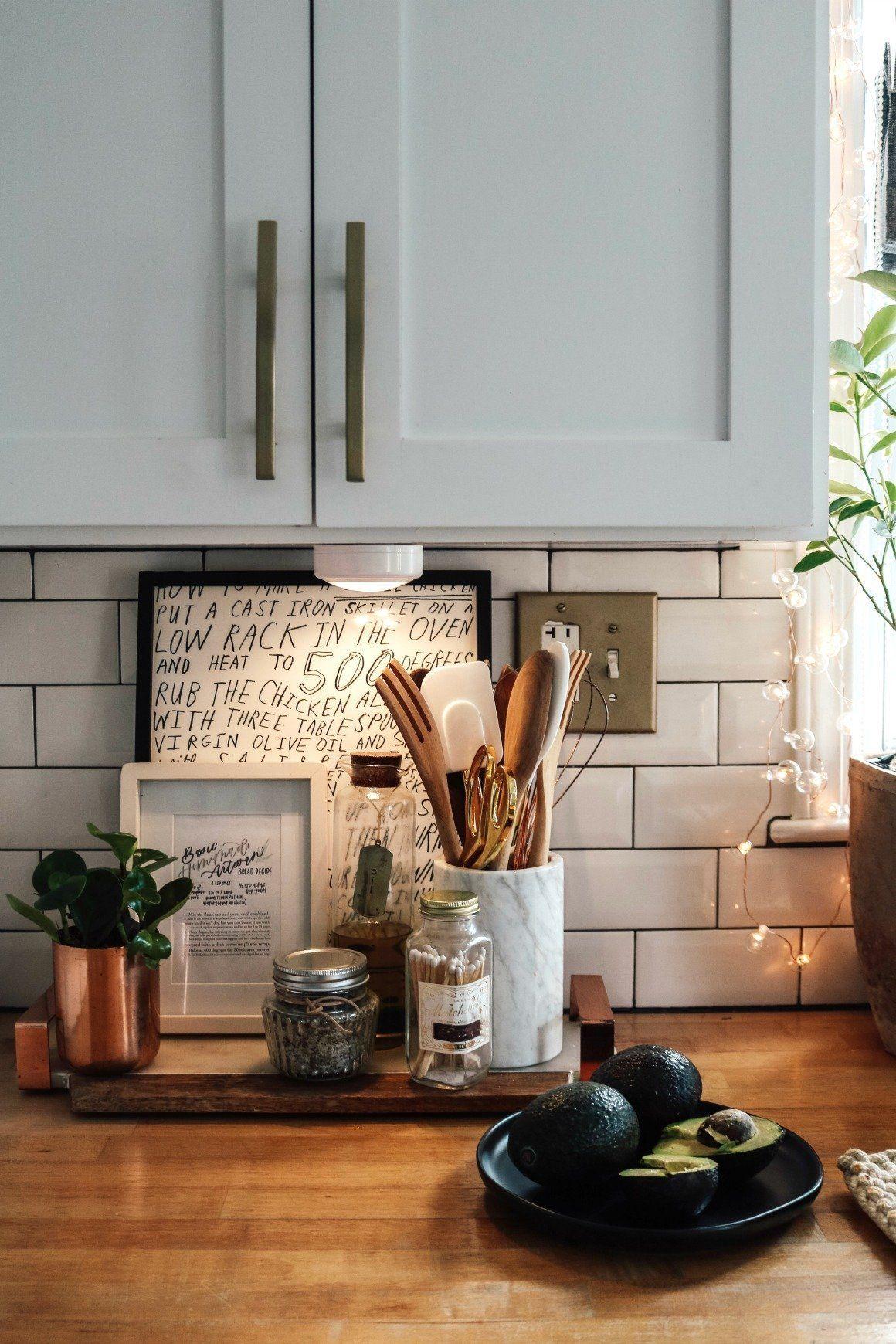 Marie Kondo Mondays- Kitchen Organizing Tips – Nesting With Grace