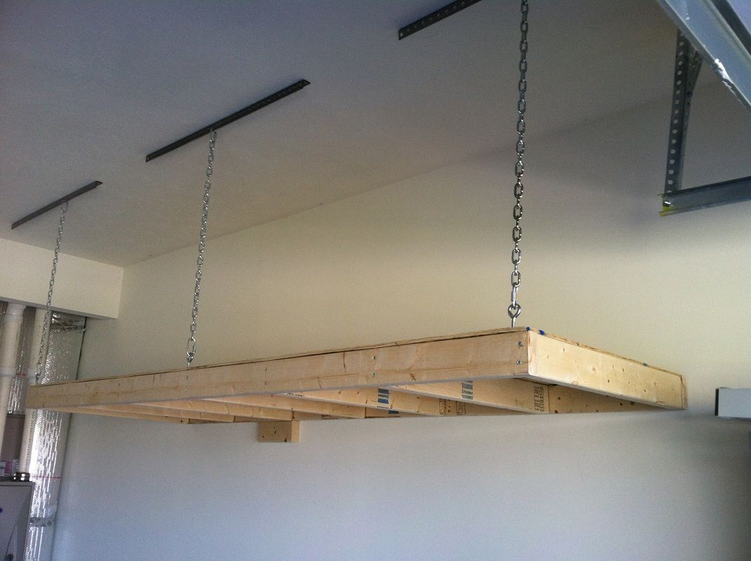 Overhead Garage Storage Storage Ideas Overh