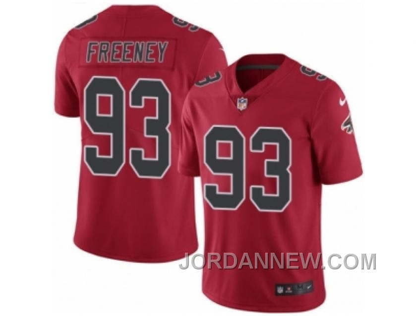 f1b887ca ... Buy Mens Nike Atlanta Falcons Chris Chester Elite Red Rush NFL Jersey  Lastest from Reliable Mens ...