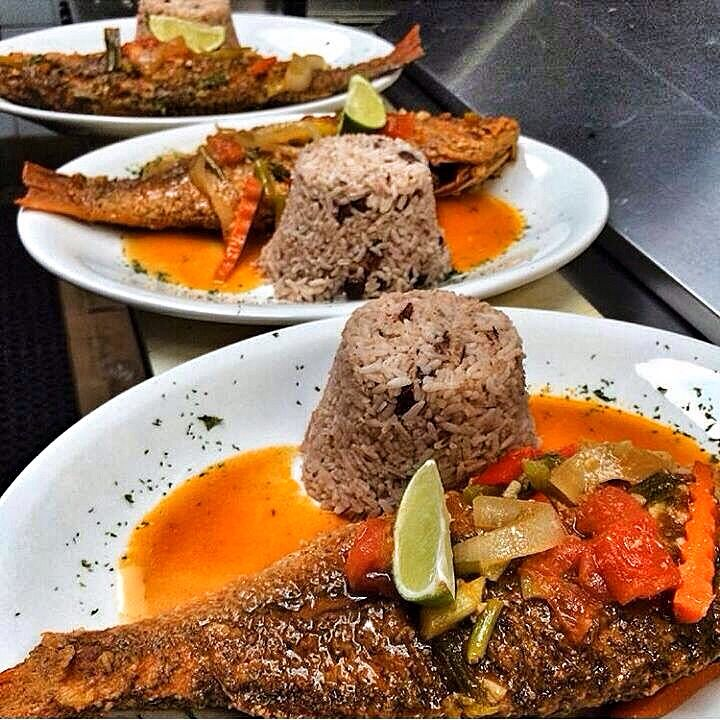 Escoveitched fish jamaica pinterest fish caribbean for Jamaican fish recipes
