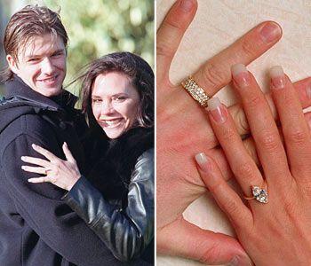 victoria beckham - Victoria Beckham Wedding Ring